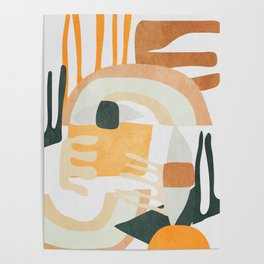 Abstract Art 10 Poster