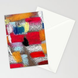 Multicolor grey Stationery Cards