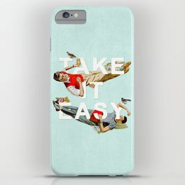 Take It Easy iPhone Case