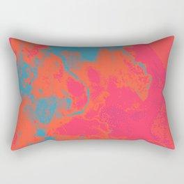 Pixelated Rectangular Pillow