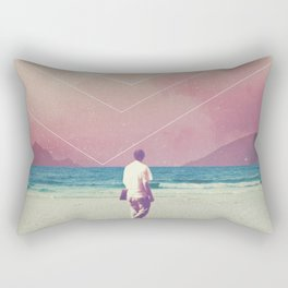 Someday maybe You will Understand Rectangular Pillow