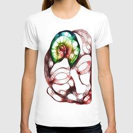 Unfolding Consiousness T-shirt