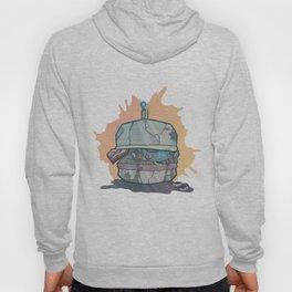 Robo-Burger Hoody