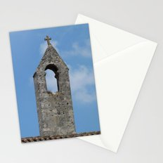 Saint Emilion rooftop Stationery Cards