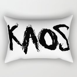 KAOS. Rectangular Pillow