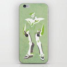 Wild Tiger iPhone & iPod Skin