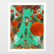 Bowels of the Beast Art Print