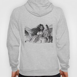 'Cecilia, The Patroness of Music' (2018) Hoody