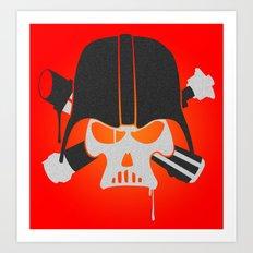 Your Resistance is Futile Art Print