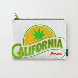 California Hemp Dreams Carry-All Pouch
