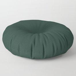 Dark Green Floor Pillow