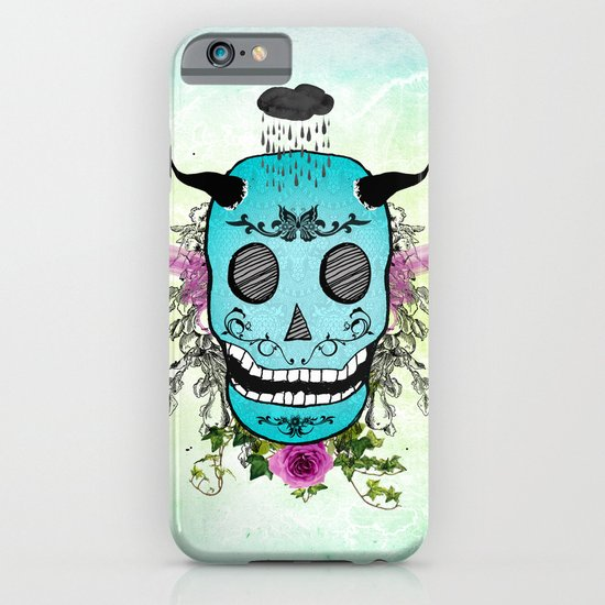 Rain Skull iPhone & iPod Case