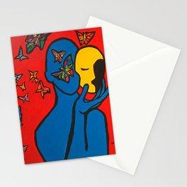 SKIN DEEP  (ORIGINAL SOLD) Stationery Cards
