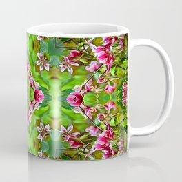 Stargazer Lily Kaleidoscope  Coffee Mug