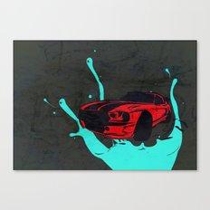 new Car ?? Canvas Print