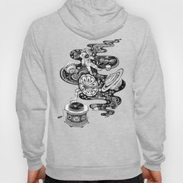 Cosmos Space Music Hoody