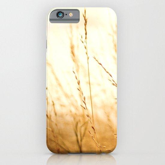 Fields of Bronze iPhone & iPod Case