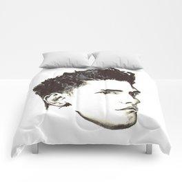 Xavier Dolan - B&W Comforters
