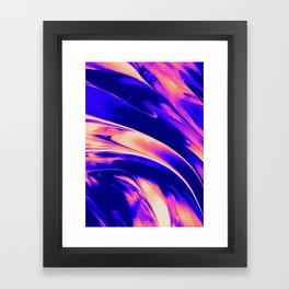 S.T.A.Y Framed Art Print
