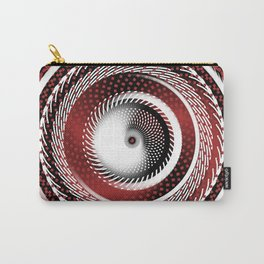 Spinning Out of Control Carry-All Pouch
