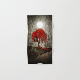 Red autumn. Hand & Bath Towel