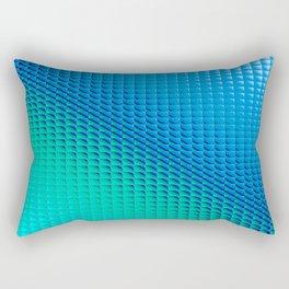 Under the Glass Rectangular Pillow
