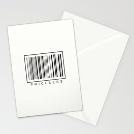 Priceless Stationery Cards