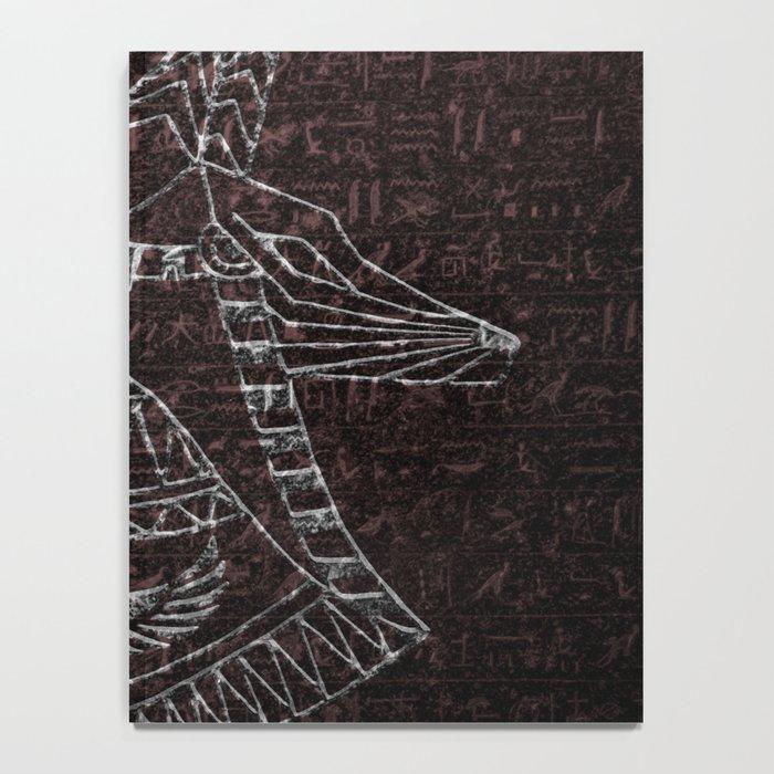 Anubis Egyptian God Notebook