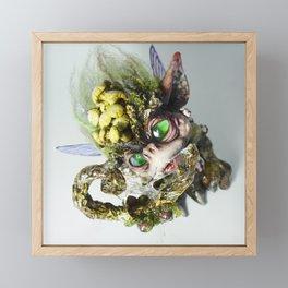 Grindle the goblin Framed Mini Art Print
