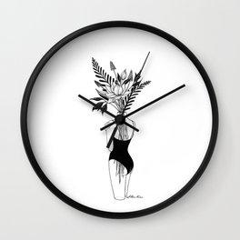 Fragile Wall Clock