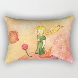 Prince Planet Rectangular Pillow