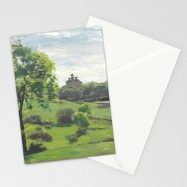 """Camille Pissarro """"South Norwood, étude"""" Stationery Cards"""