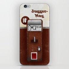 Jugger-Nog iPhone & iPod Skin