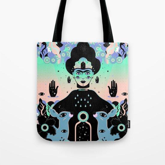 Las lunas de Frida Tote Bag