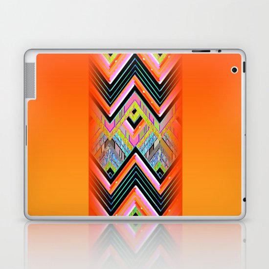 Infatuation Chevron Laptop & iPad Skin