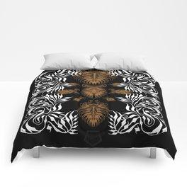 filligree fossils Comforters