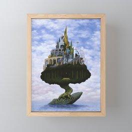 Emissary Framed Mini Art Print