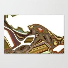 astratto Canvas Print