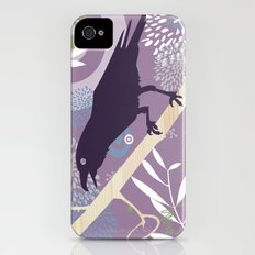 Crow Slim Case iPhone (4, 4s)