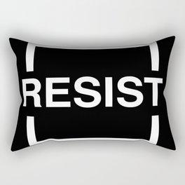 Resist 2 Rectangular Pillow