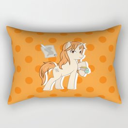 OP Pony Nami Rectangular Pillow