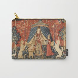 The Lady And The Unicorn Carry-All Pouch