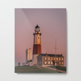 Montauk Lighthouse 02 Metal Print