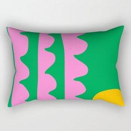 Spring Whimsy Rectangular Pillow