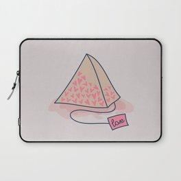tea love Laptop Sleeve