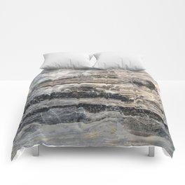 Deep Marble Comforters