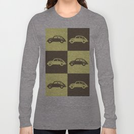Old-fashioned Beetle car Long Sleeve T-shirt