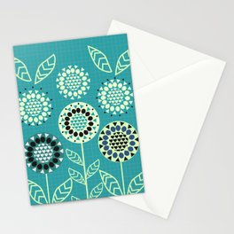 Floral romance Stationery Cards