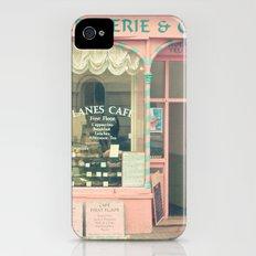 Sweet Cafe Slim Case iPhone (4, 4s)