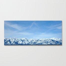 Jackson Hole Dreaming  Canvas Print